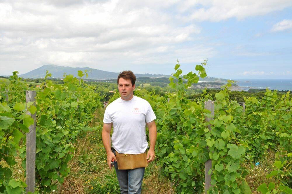 Emmanuel Poirmeur, le viticulteur de l'impossible