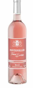 Fontenelles - Tenue de Soirée Rosé