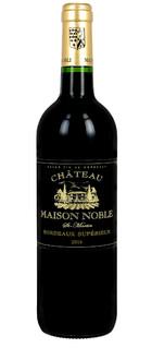 Bordeaux Supérieur Rouge, Château Maison Noble St Martin