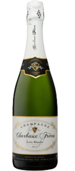 Champagne Charbaux Frères - Carte Blanche