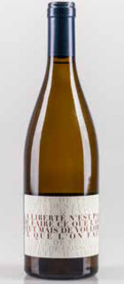 Liberté Chardonnay