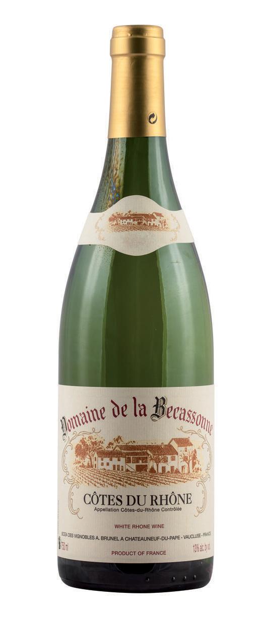 Domaine les cailloux becassonne 2015 domaine les cailloux for Achat cailloux blanc