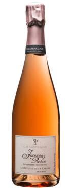 Champagne Jeaunaux-Robin - Brut Rosé Le dessous de la cabane