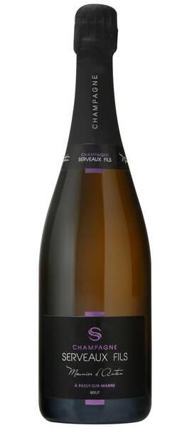 Champagne Serveaux Fils - Meunier d'Antan