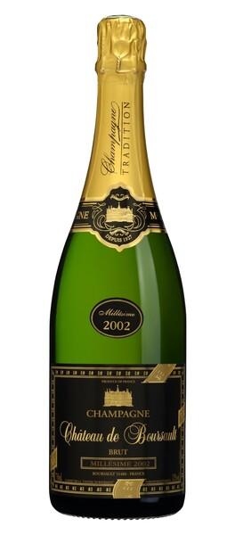 Champagne Château de Boursault - Brut - Millésime