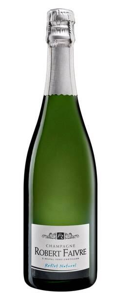 Champagne Robert FAIVRE - Reflet Naturel