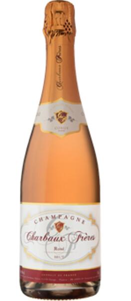Champagne Charbaux Frères - Rosé