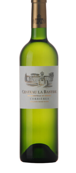 Château la Bastide - Tradition Blanc/ Médaille d'Argent au Concours de Bruxelles 2017 & au Concours des Corbières