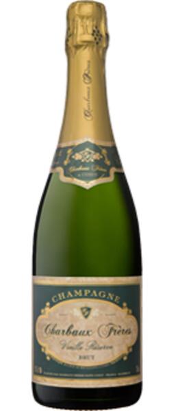 Champagne Charbaux Frères - Vieille réserve