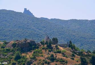 Paysage du Domaine Les Vingt Citadelles