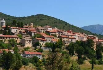 Le village du Domaine Les Vingt Citadelles