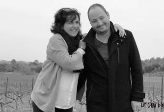 Ophélie et Emilien du Chai d'Emilien