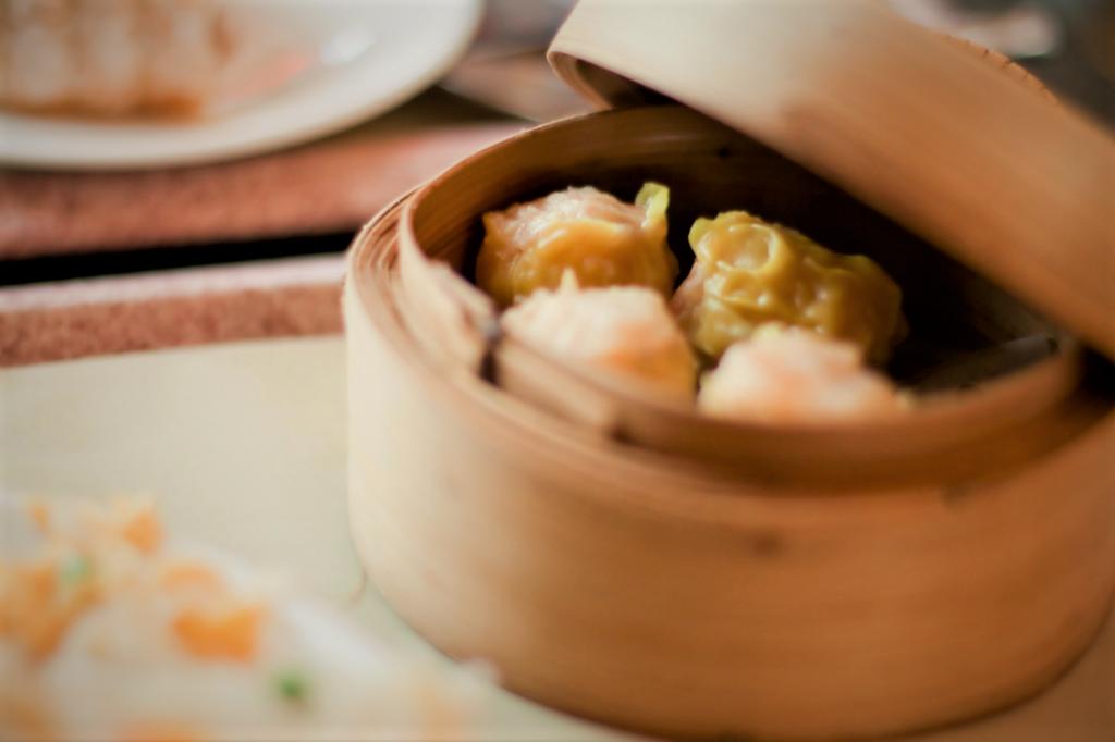 Quel vin avec des raviolis chinois ?